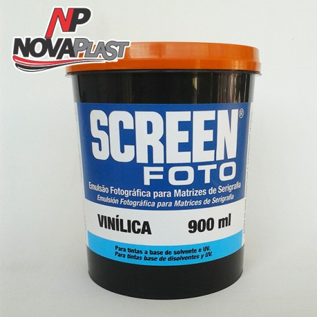 Screen Foto Vinílica