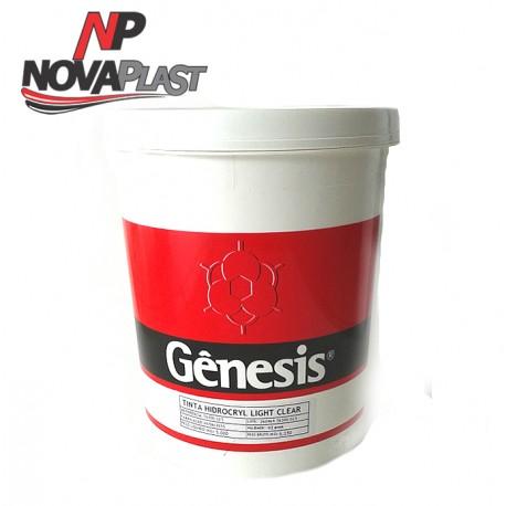 Tinta Gênesis Hidrocryl Light Clear 5 Quilos