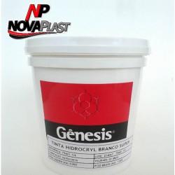 Tinta Gênesis Hidrocryl Branco Super 900ml