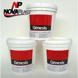 Tinta Gênesis Hidrocryl Mix 900ml Cores