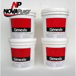 Tinta Gênesis Hidrocryl Cromia 900ml Cores