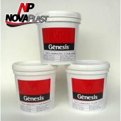 Tinta Gênesis Hidrocryl Fluor 900ml Cores