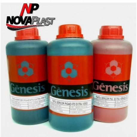 Tinta Gênesis Sericor Pigmento 1 Quilo Cores