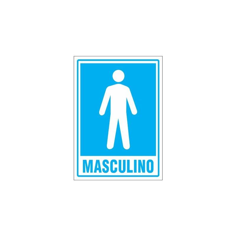 Pin Banheiro Masculino Placas E Imagens Decoração Novidade Diária on Pinterest -> Banheiro Masculino Feminino Placa