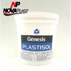 Tinta Gênesis Plastisol Gel Fluorescente 900ml cores