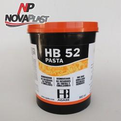 HB 52 Pasta - Removedor de Resíduos de Tintas e Emulsões