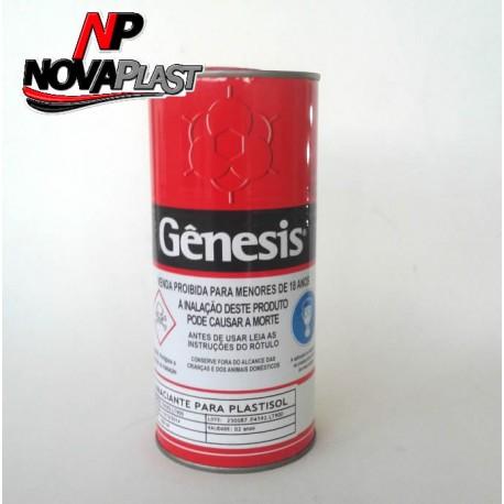 Amaciante Gênesis Plastisol 900 ml