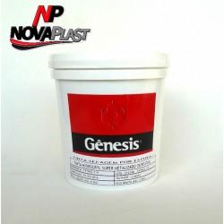 Tinta Gênesis Hidrocryl Super Metalizado Foil 900ml Cores