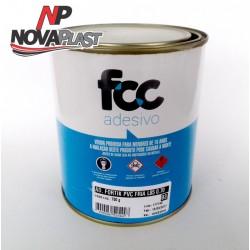 Cola Vinil Fortik - Adesivo Especial para PVC Flexível Lata